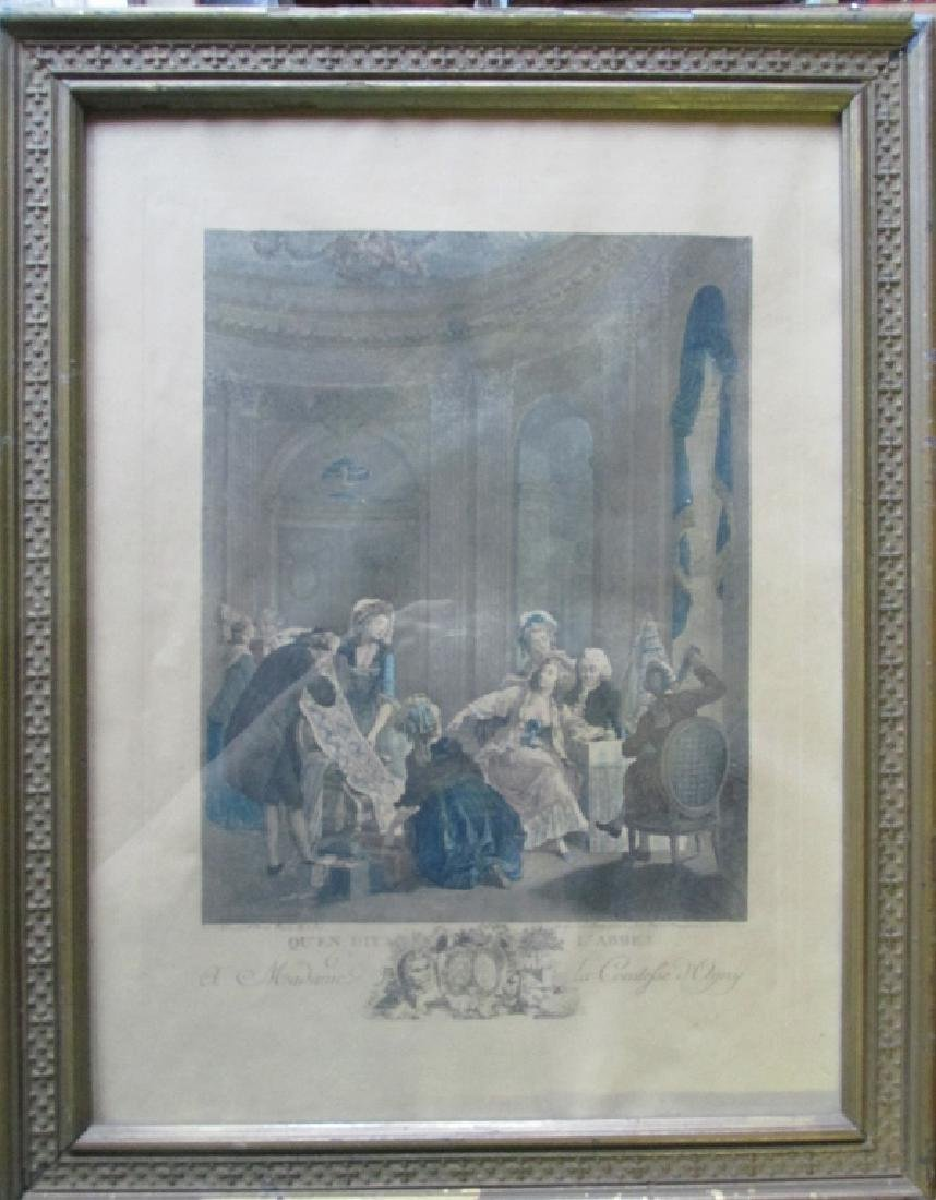 Nicolas De Launay (Paris 1739 - 1792)
