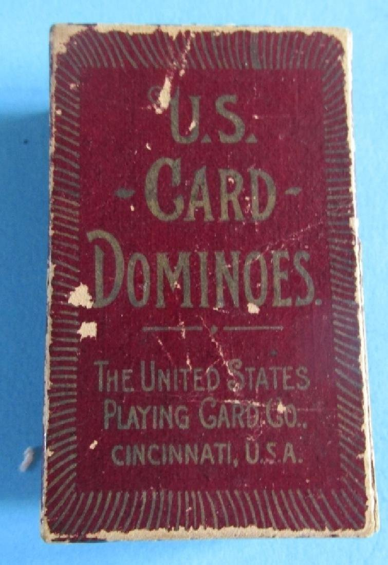 US Card Dominoes