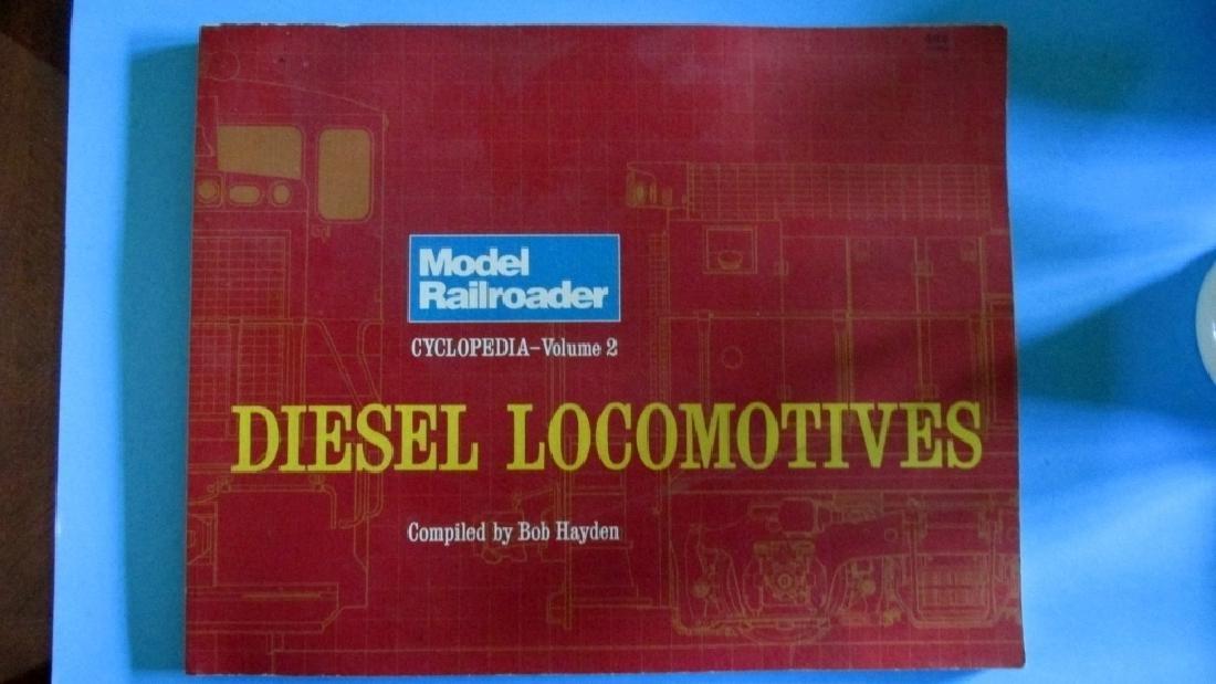 Model Railroader Diesel Locomotives Cyclopedia
