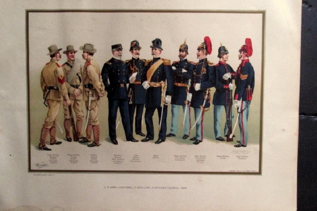 US Army Uniforms 1899