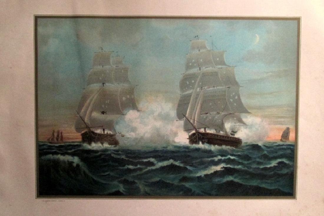 United State Navy Frigate 1815