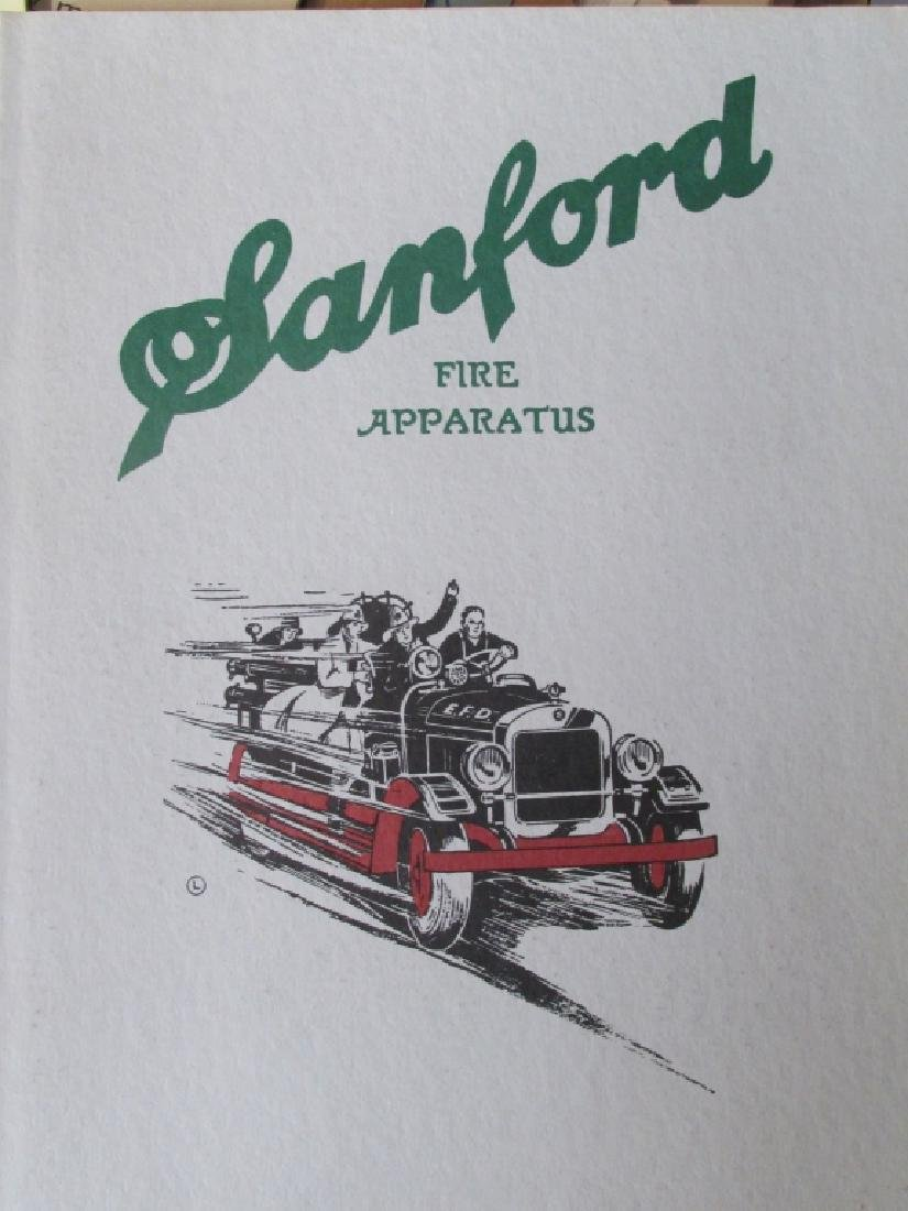 Sanford Fire Apparatus An Illustrated History