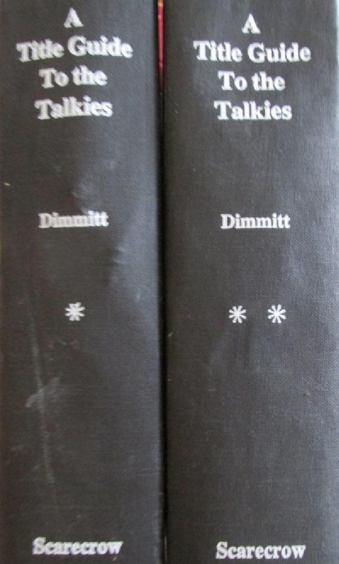 A Title Guide To the Talkies (2 volume Set)