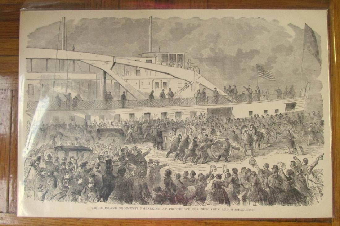 Rhode Island Regiments   - Civil War