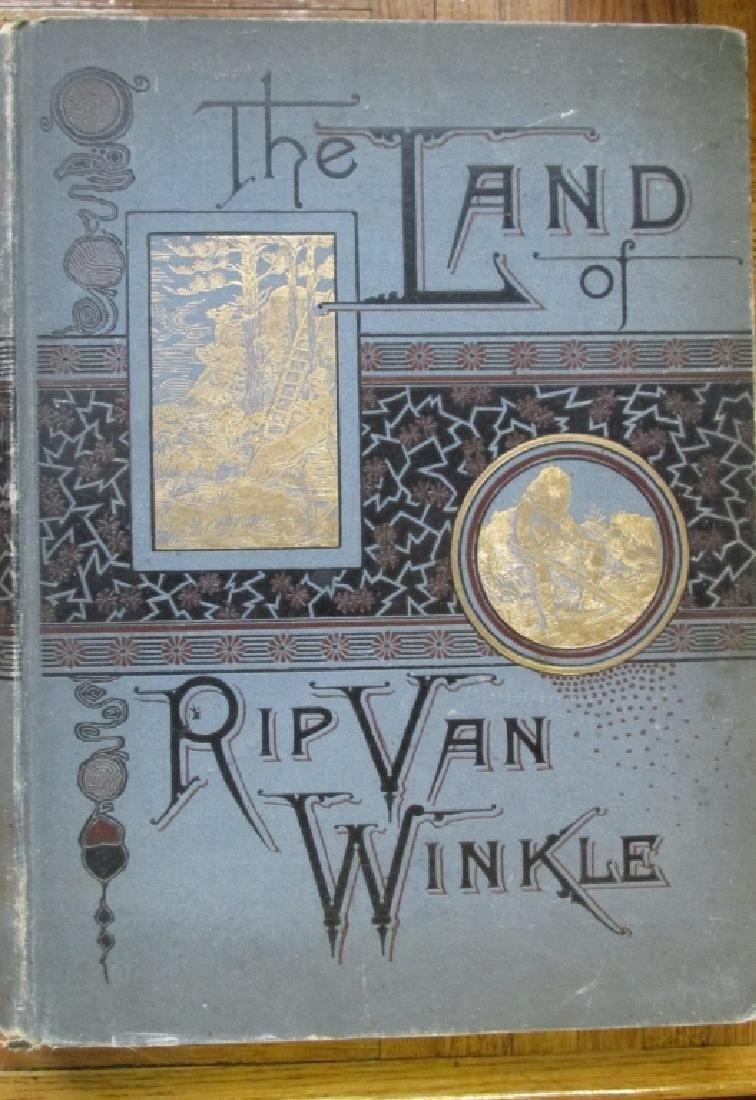 The Land of Rip Van Winkle [Catskills]