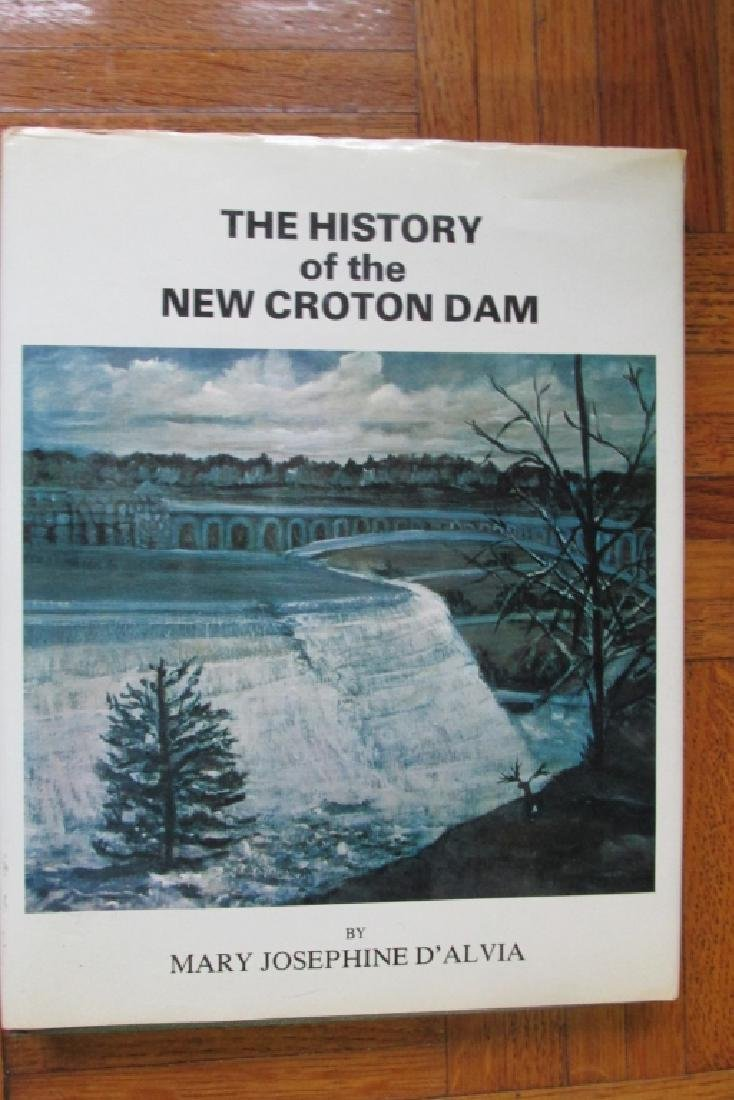 History of the New Croton Dam