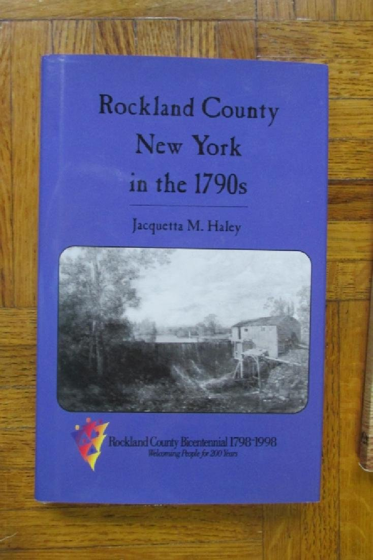 Rockland County New York in the 1790's