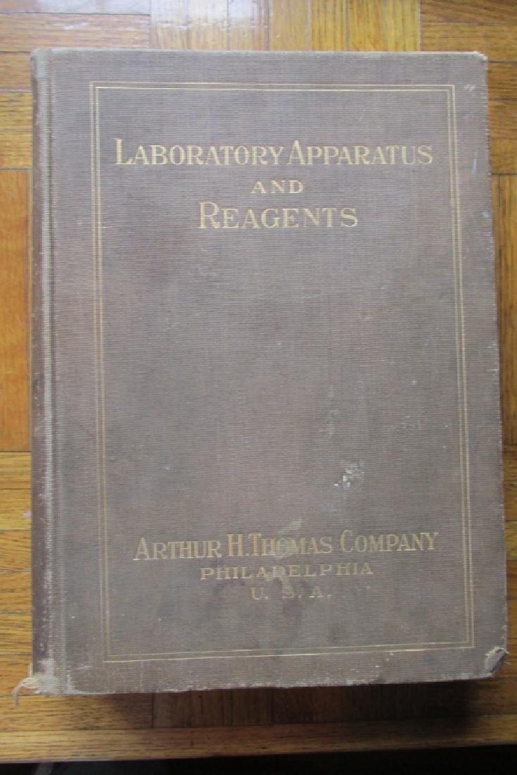 Laboratory Apparatus - Huge 1931 Catalogue