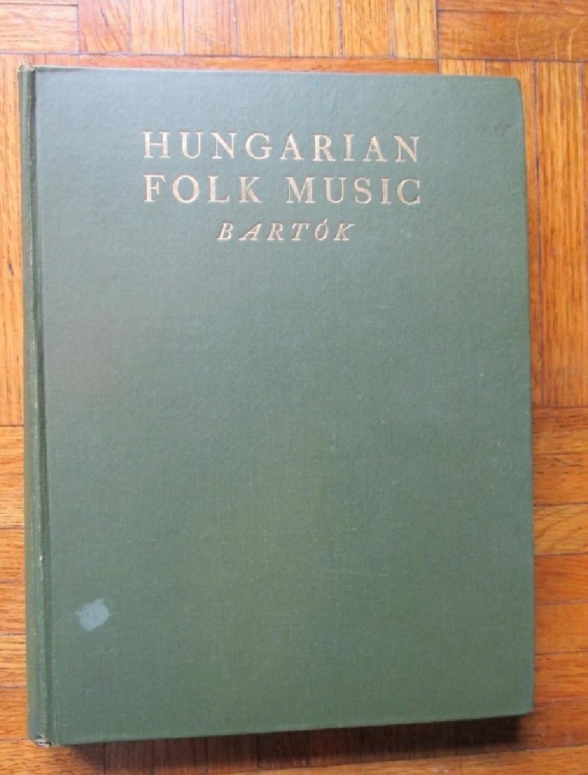 Hungarian Folk Music