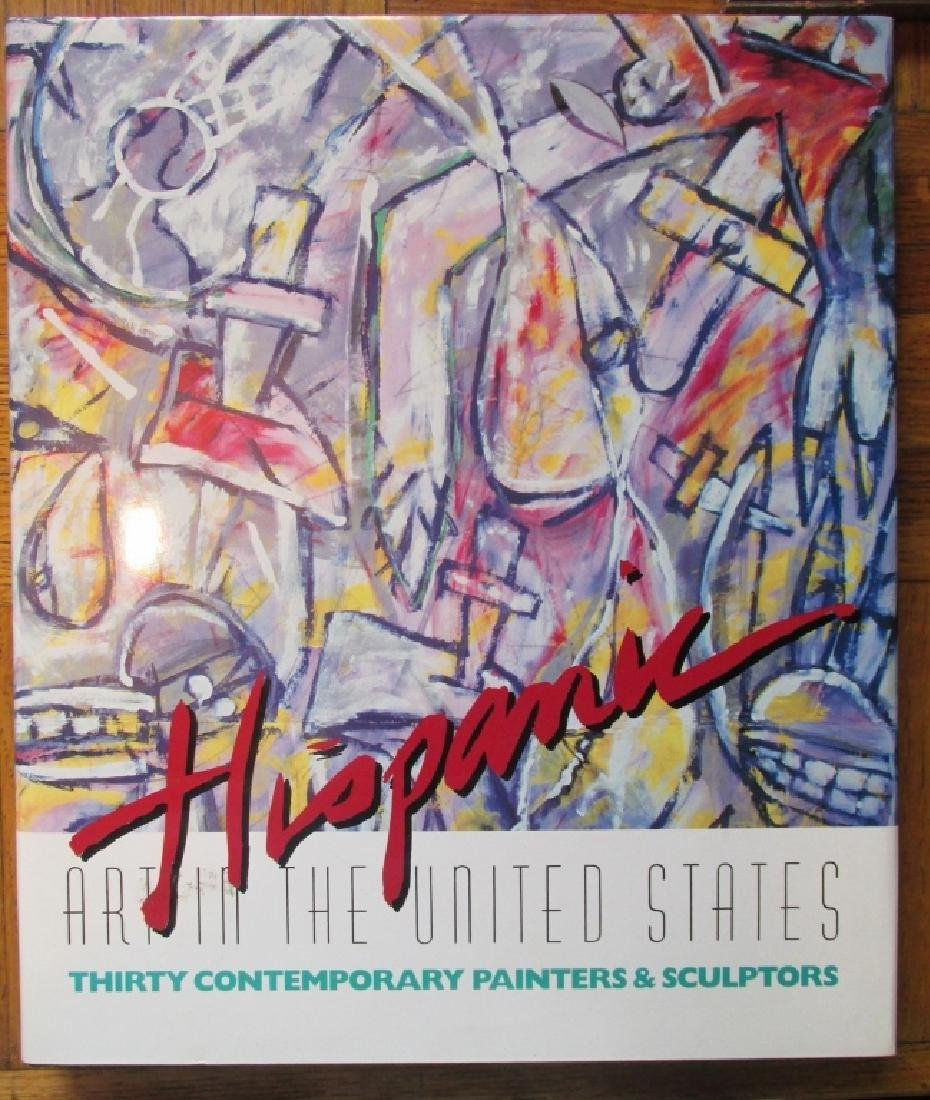 Hispanic Art In the United States