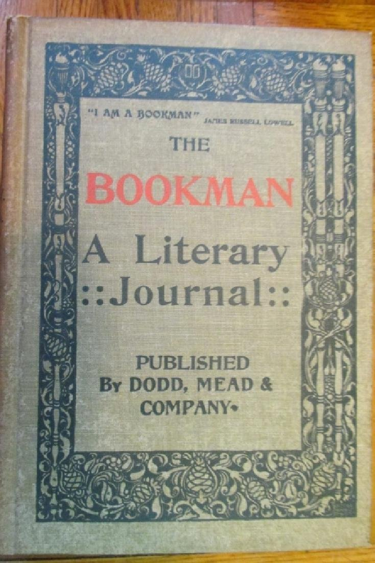 The Bookman ~ A  Literary Journal 1906