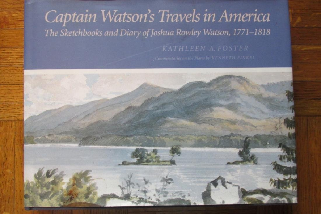 Captain Watson's Travels In America