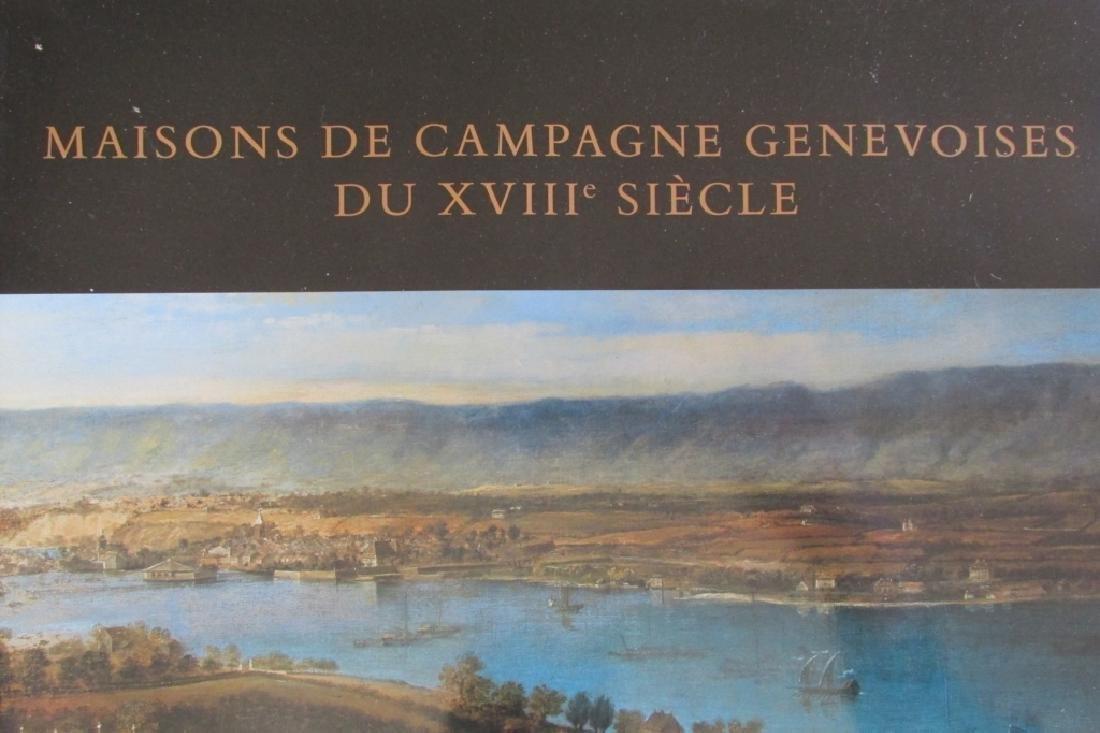 Maisons De Campagne Genevoises Du XVIII° Siecle