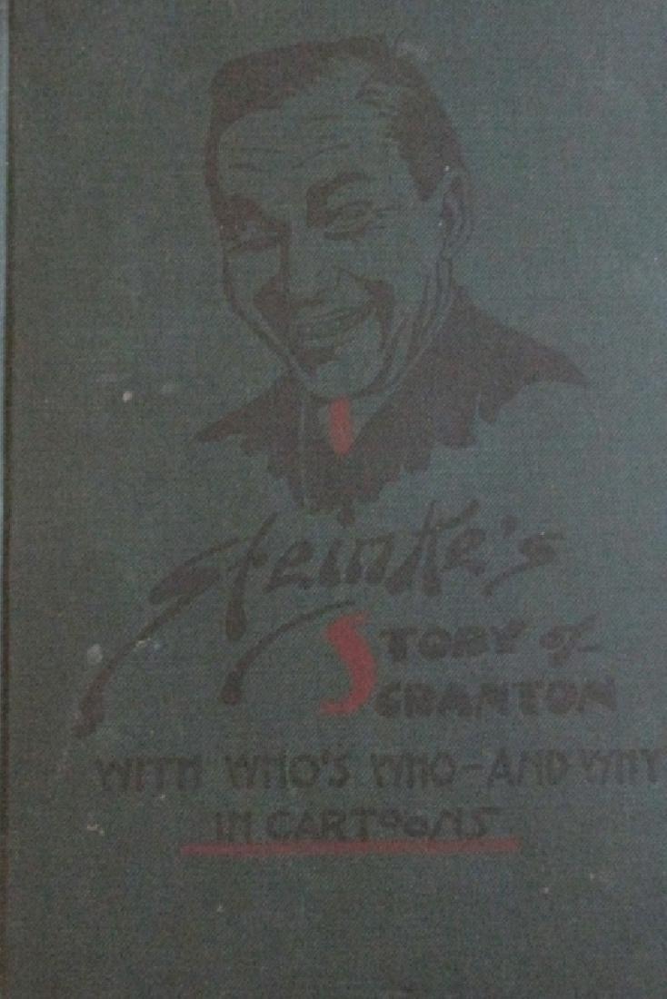Steinke's Story of Scranton (Pennsylvania)