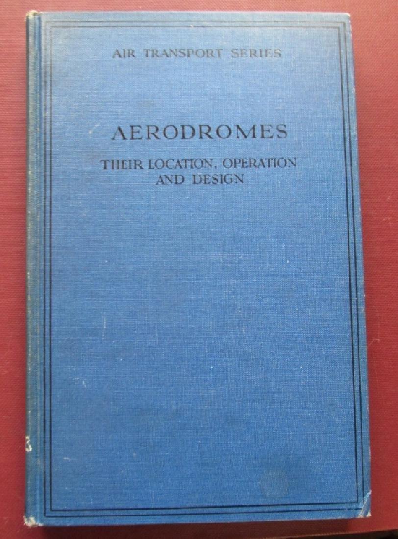 Aerodromes - Their Location & Design