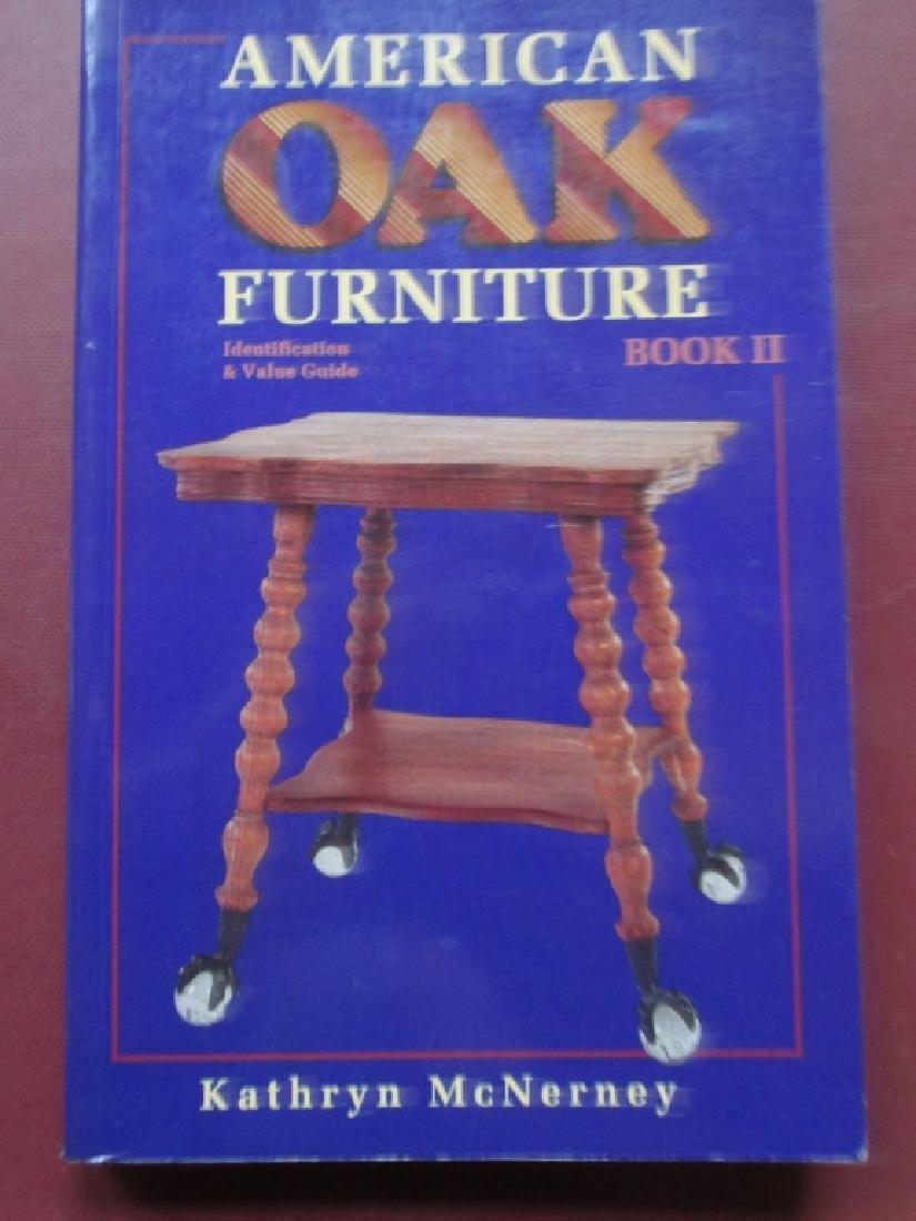 Lot of 4 American Antique Furniture Books