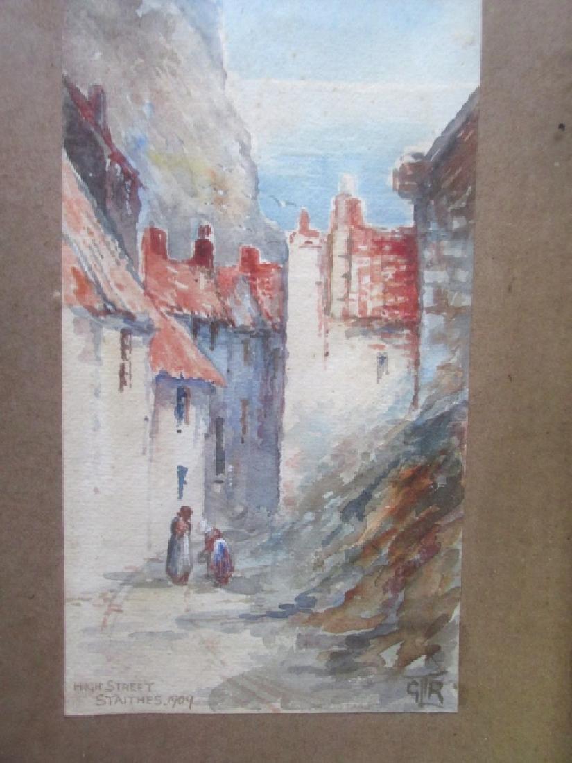 High Street Staithes 1909