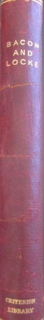 Essays Francis Bacon - Conduct John Locke
