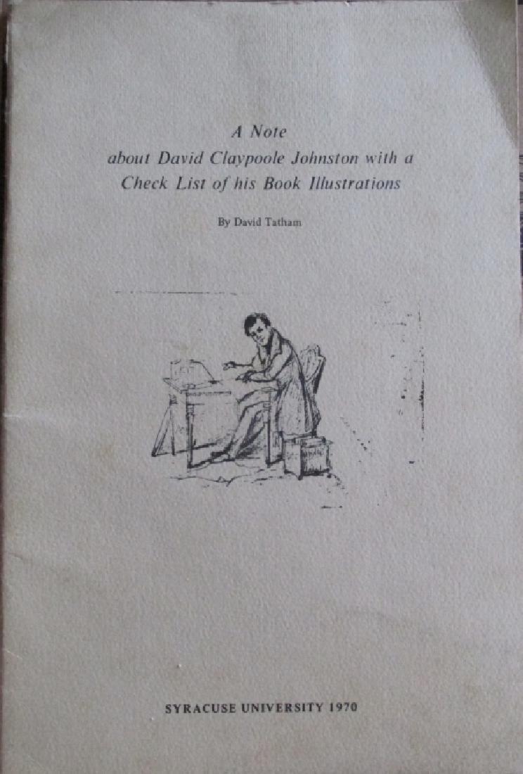 David Claypoole Johnston (1798-1865)