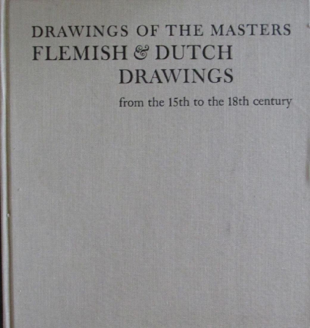 Flemish & Dutch Old Master Drawings