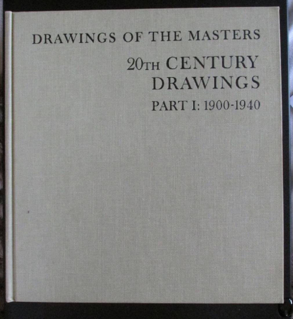 20th Century Drawings of the Masters