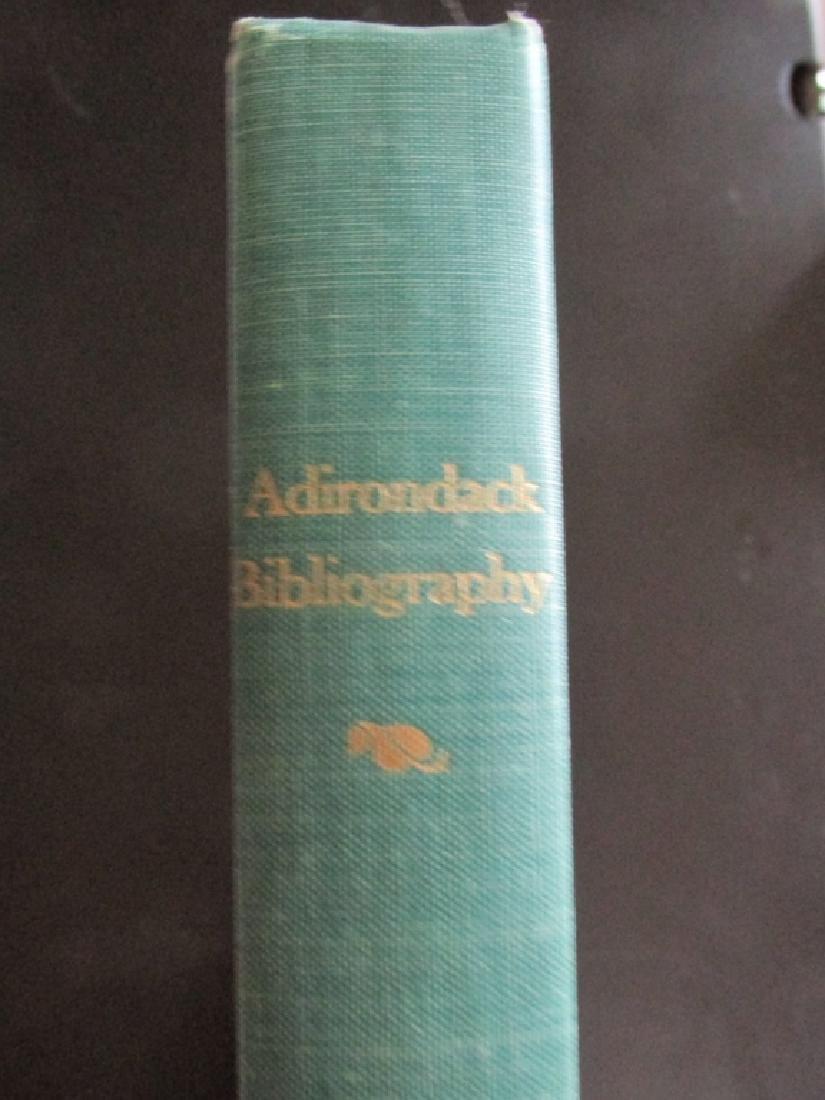 Adirondack Bibliography