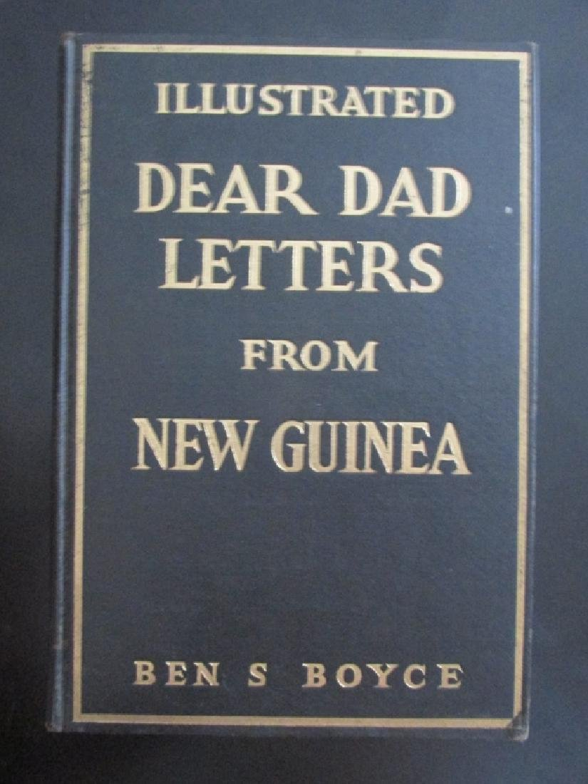 Dear Dad - Letters from New Guinea