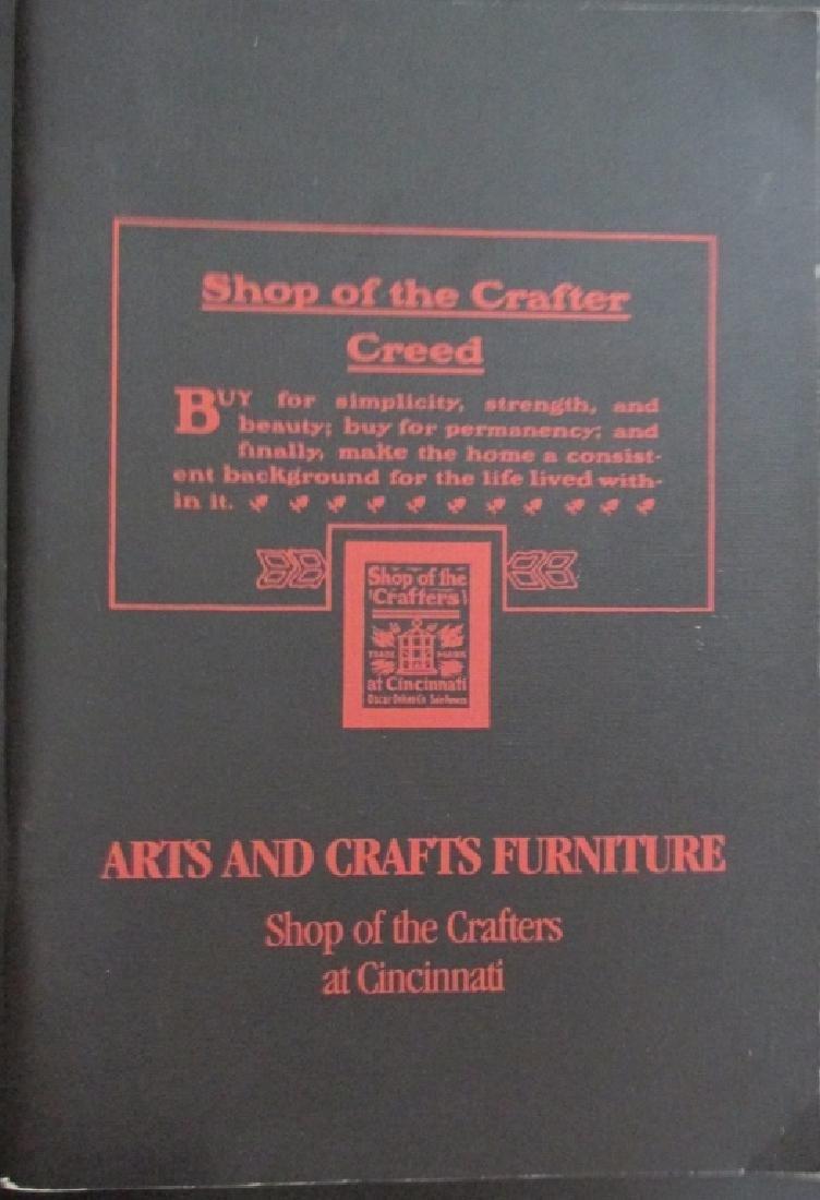 Cincinnati Arts and Crafts Furniture