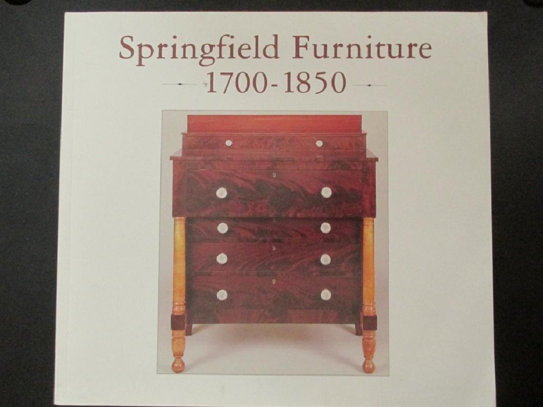 Springfield Massachusetts Furniture 1700 - 1850