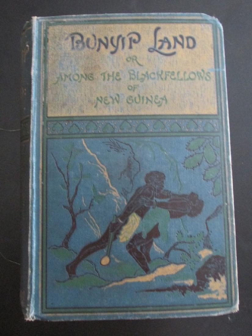 Bunyip Land - Blackfellows New Guinea
