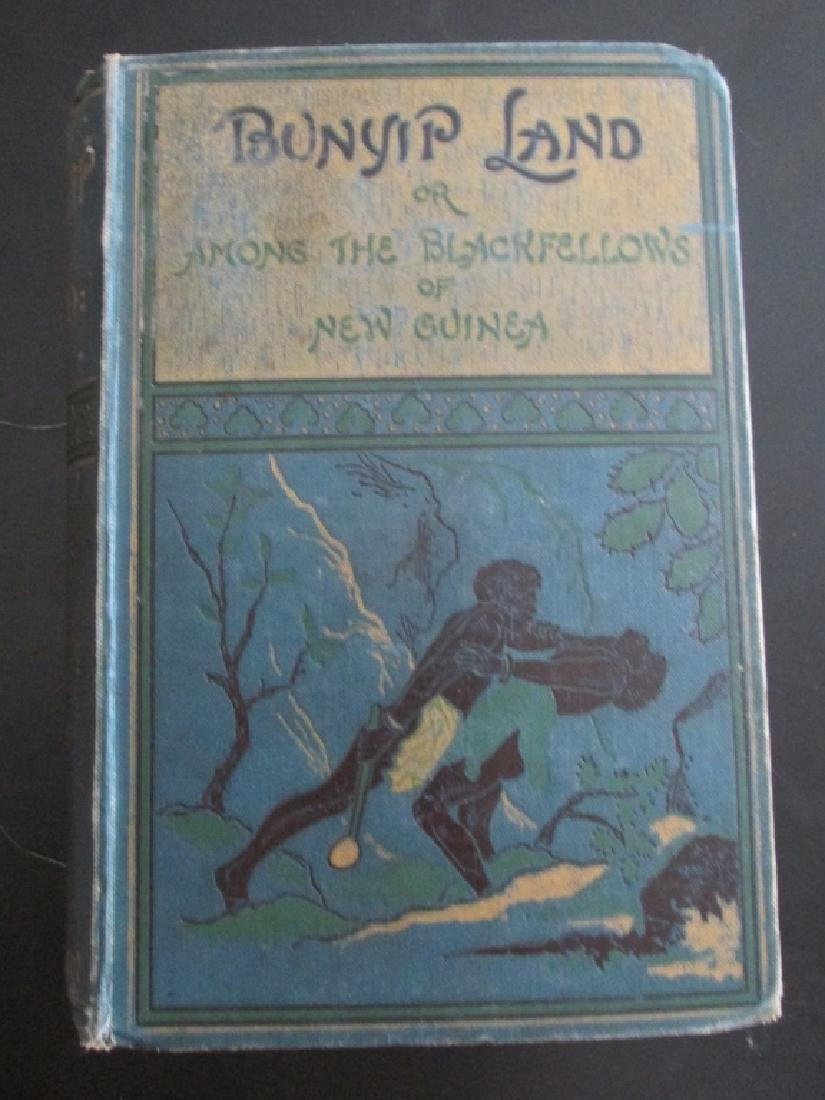 Bunyip Land - Blackfellows New Guinea