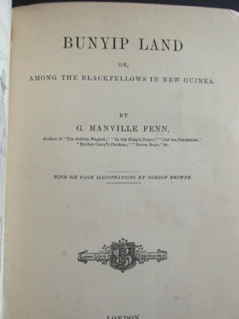 Bunyip Land - Blackfellows New Guinea - 3