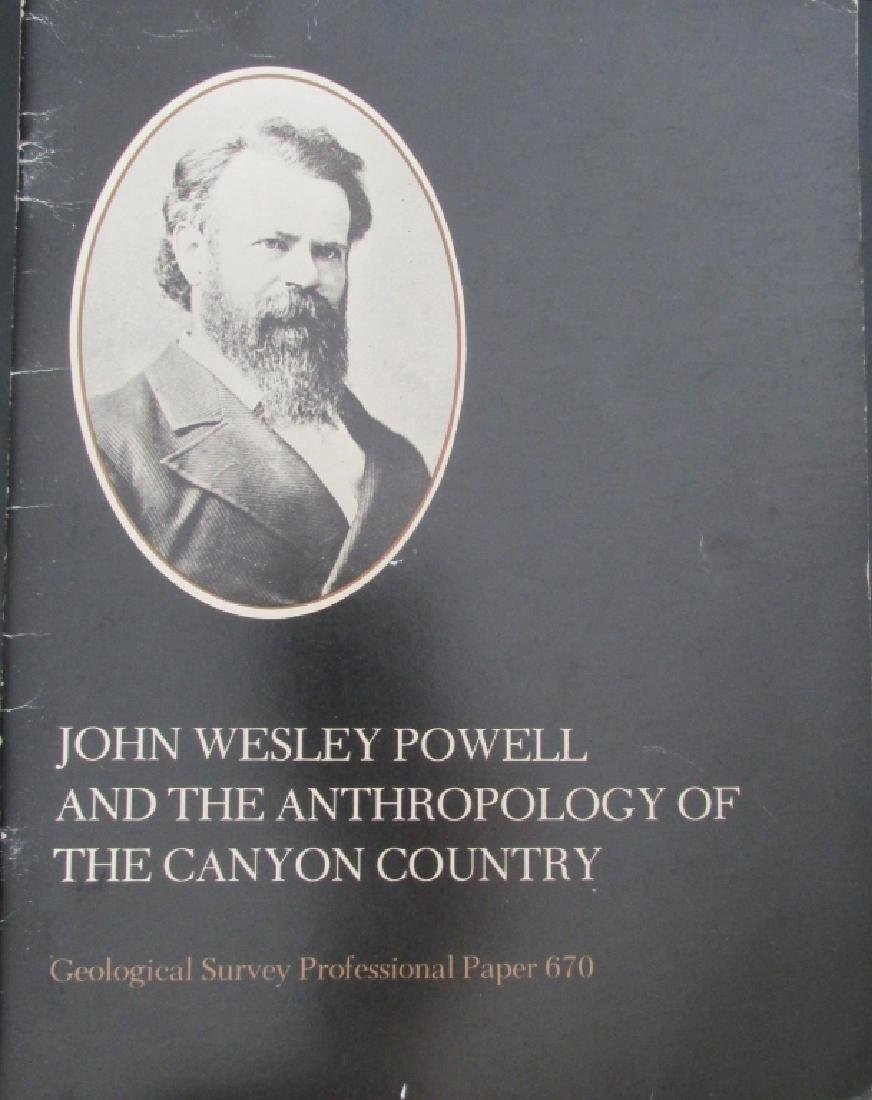 John Wesley Powell - Canyon Country