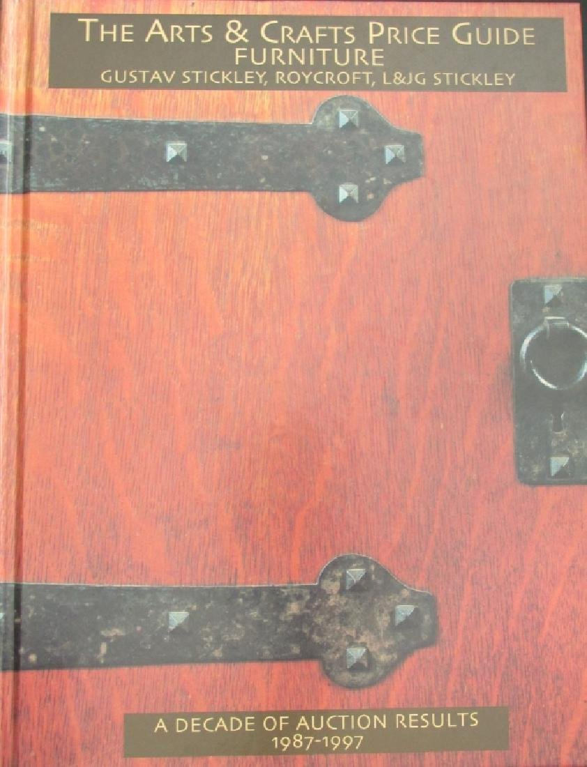 Arts & Crafts Furniture - Stickley & Roycroft
