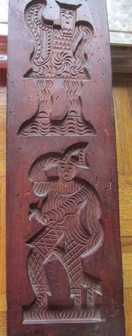 18th/19th Century Jester Mold