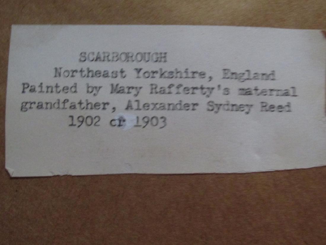 Alexander Sydney Reed (British) 19th - 20th Cent. - 2