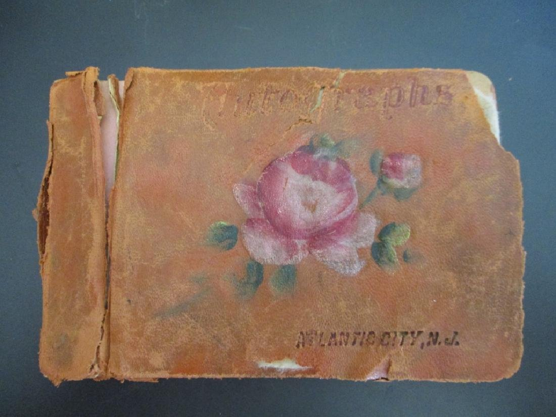 1940s Autograph Book of Stars