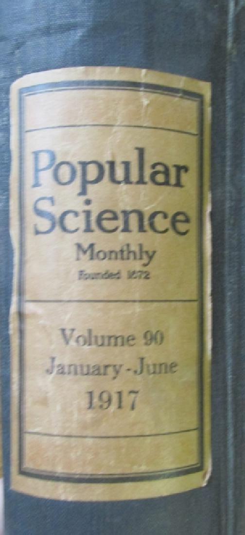 Popular Science Monthly 1917 Vol. 90