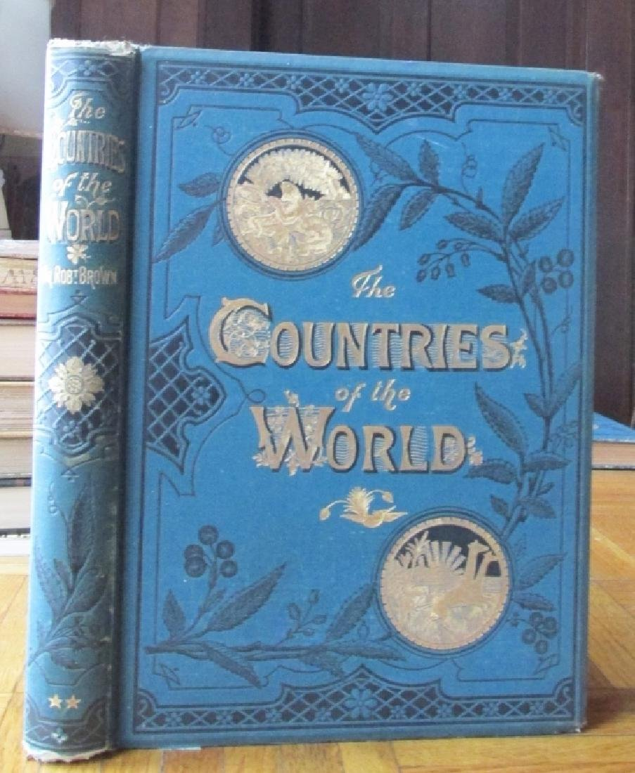 Countries of the World - Decorative Binding