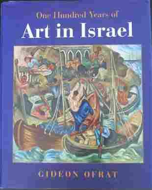 100 Years of Art In Israel