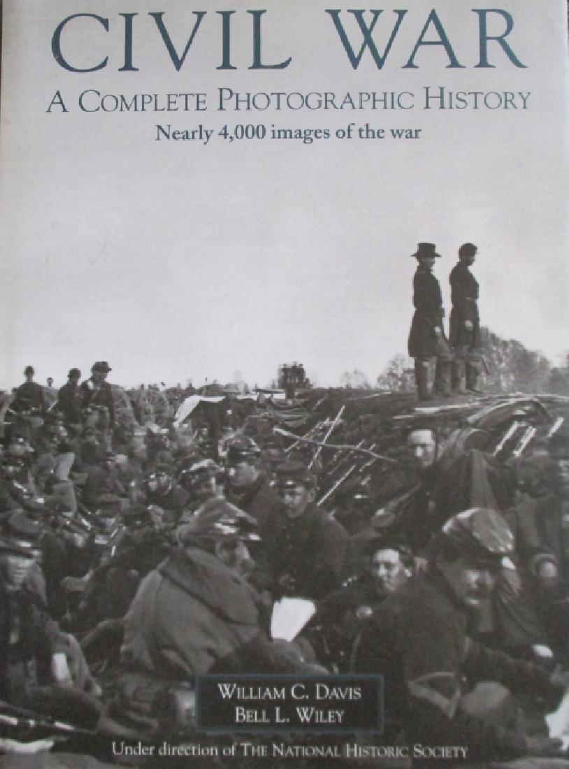 Civil War - 4,000 Images of War