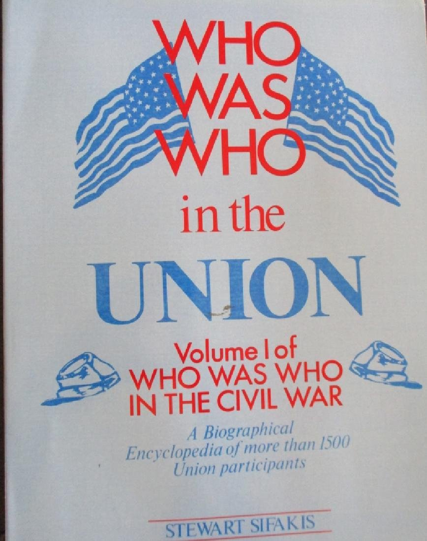 Who Was Who in the Union Civil War