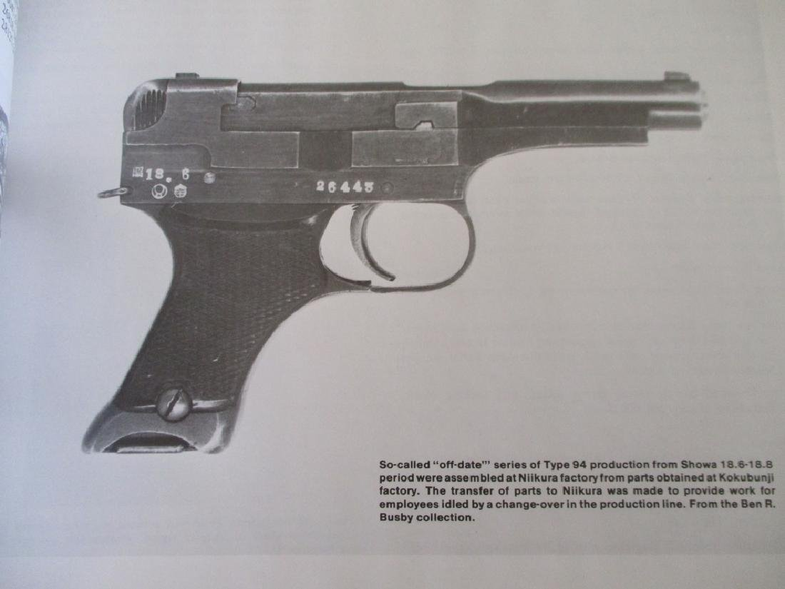 Military Pistols of Japan - 5