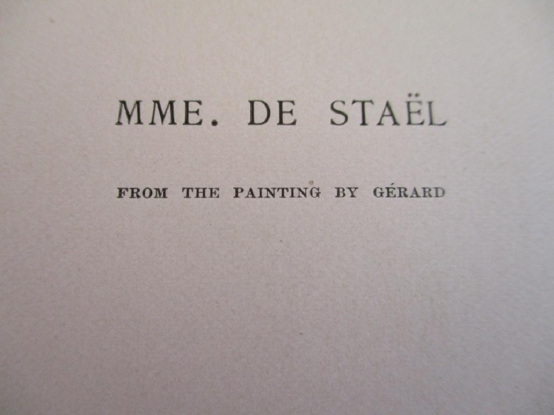Portrait of Madame de Staël - 2