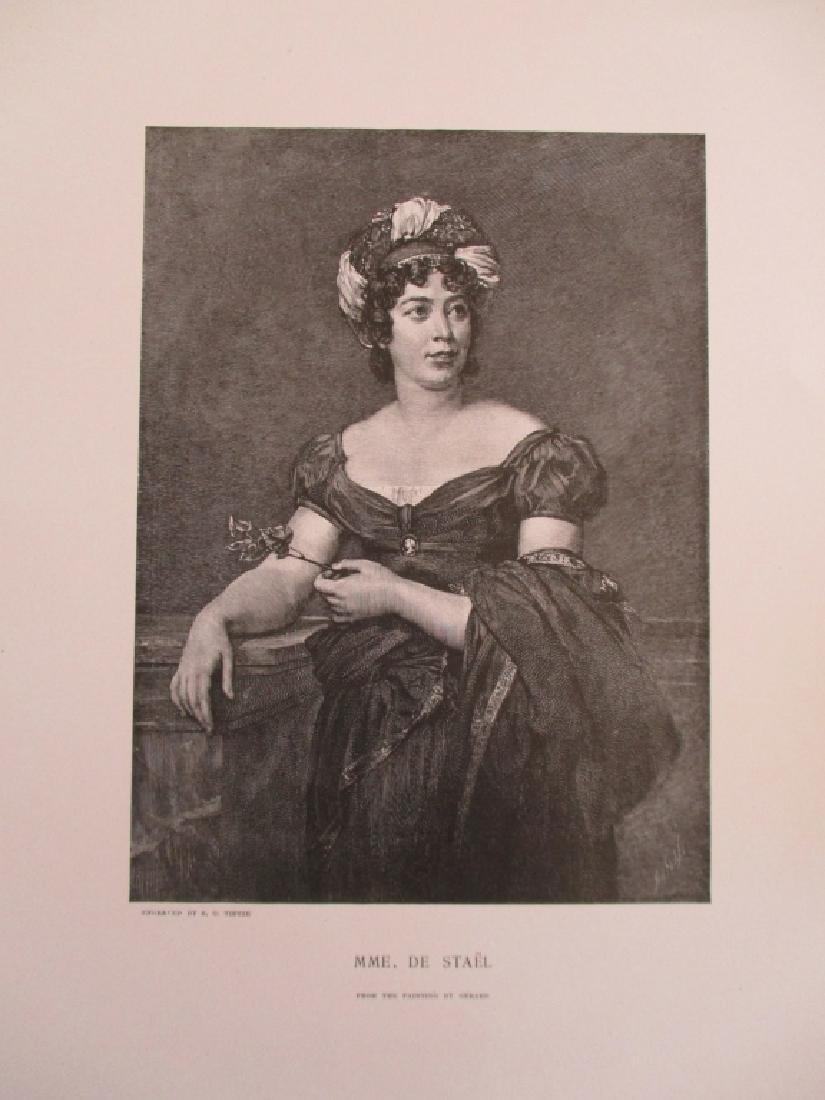 Portrait of Madame de Staël - 3