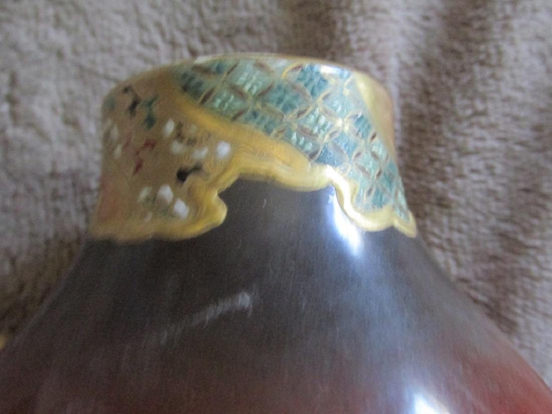 Important Satsuma Vase - 4