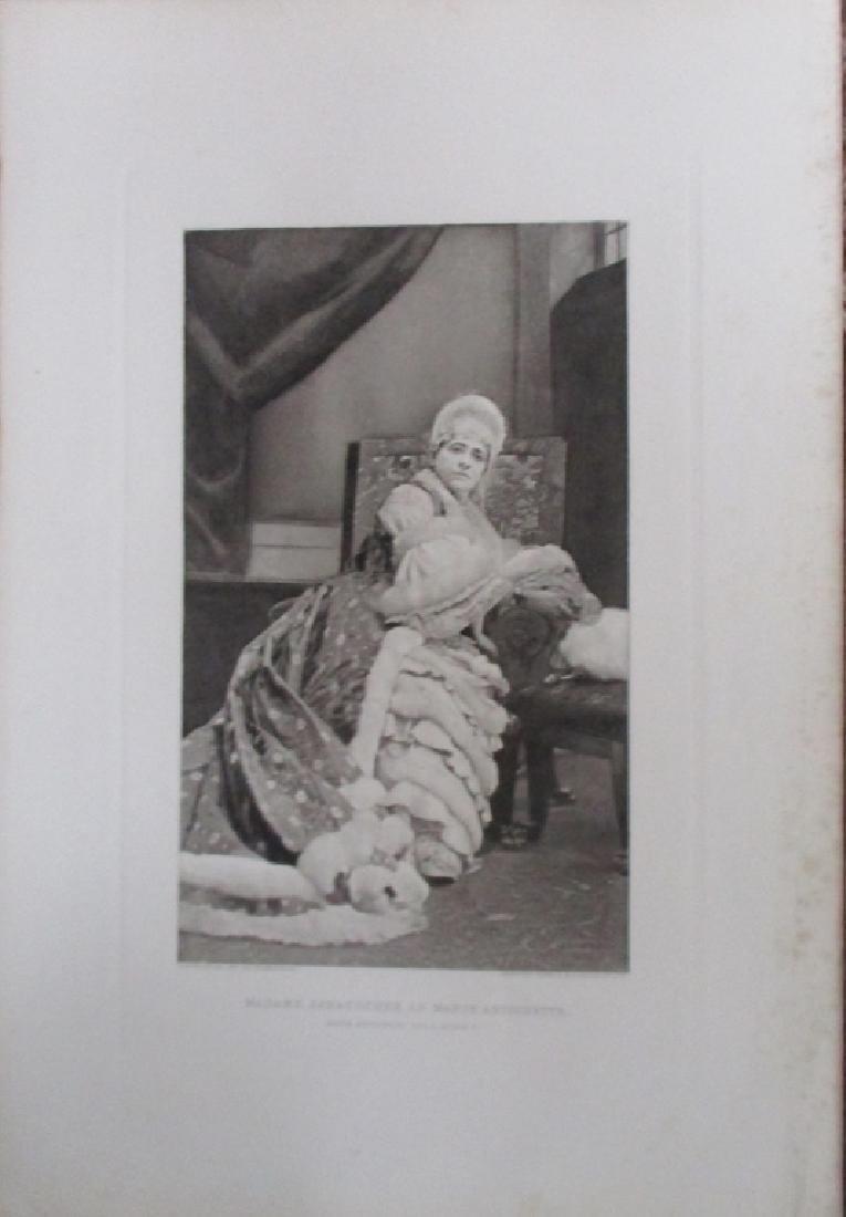 Madame Janauschek As Marie Antoinette - 3