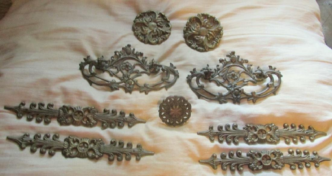 Lot of 18th 19th Century French English Hardware