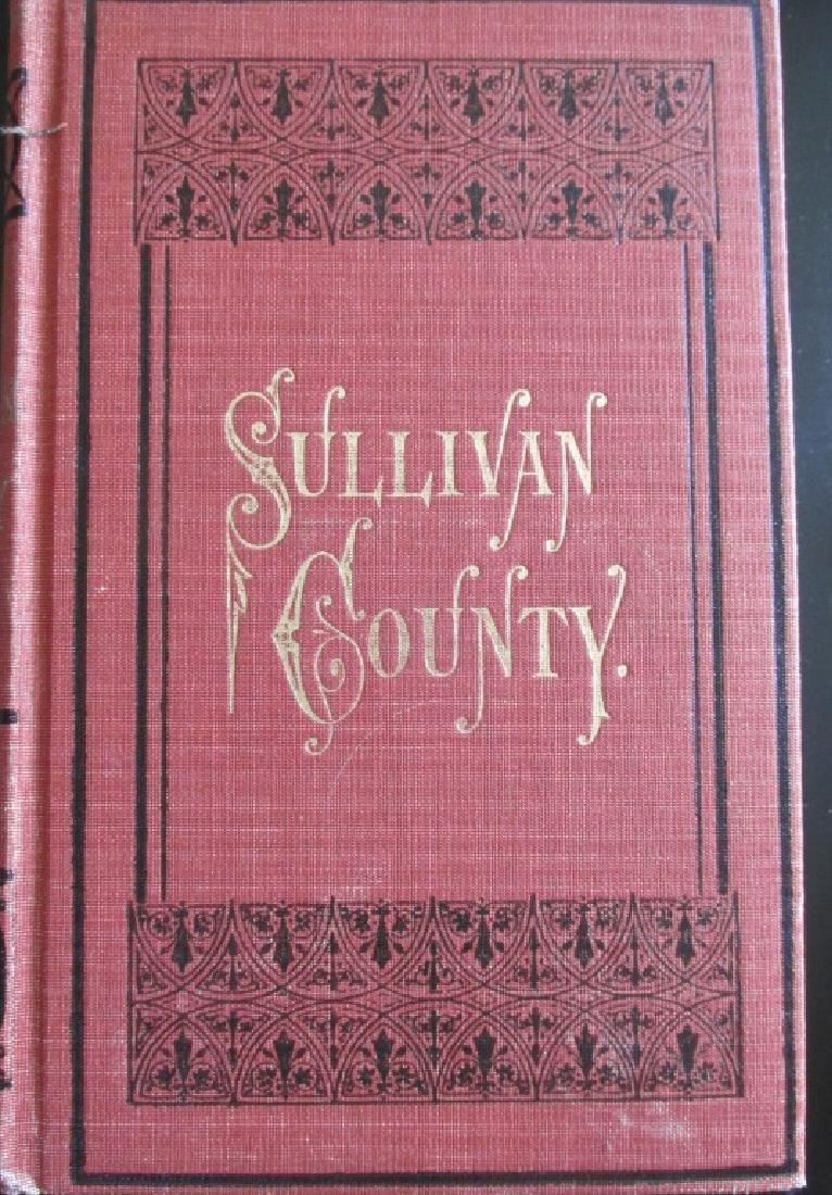 History of Sullivan County NY 2 Volumes