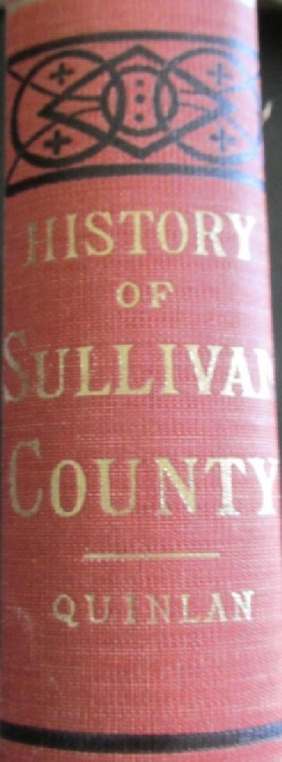 History of Sullivan County NY 2 Volumes - 2